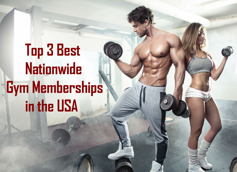 best nationwide gym memberships in the USA