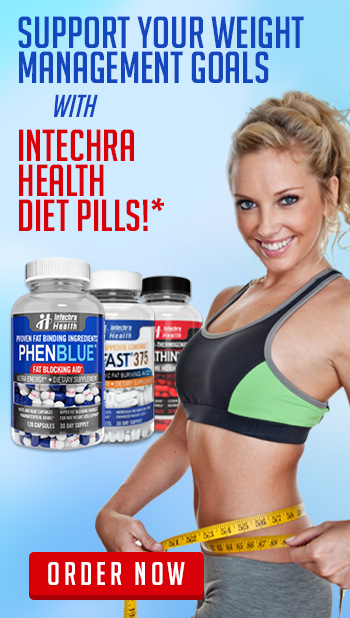 Reach your wight management goals with Intechra Health diet pills