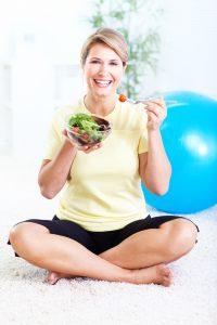 regular diet exercise health